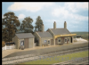 Wills kits CK17 Country Station, Stone Built